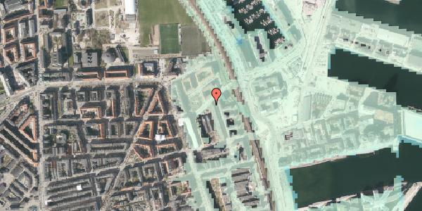 Stomflod og havvand på Vordingborggade 90, 2. th, 2100 København Ø