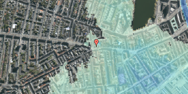 Stomflod og havvand på Værnedamsvej 2, 2. , 1619 København V