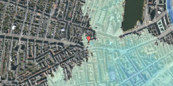 Stomflod og havvand på Værnedamsvej 4B, 4. tv, 1619 København V