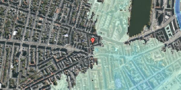 Stomflod og havvand på Værnedamsvej 8, st. th, 1619 København V