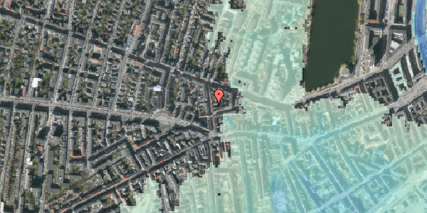 Stomflod og havvand på Værnedamsvej 10, 2. tv, 1619 København V
