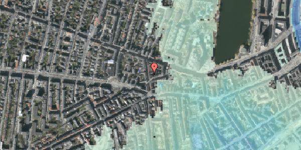 Stomflod og havvand på Værnedamsvej 10, 4. th, 1619 København V