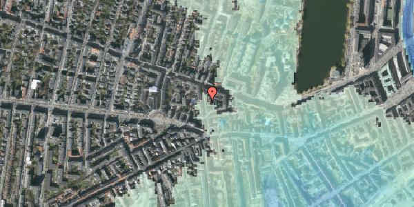 Stomflod og havvand på Værnedamsvej 12, 1. , 1619 København V