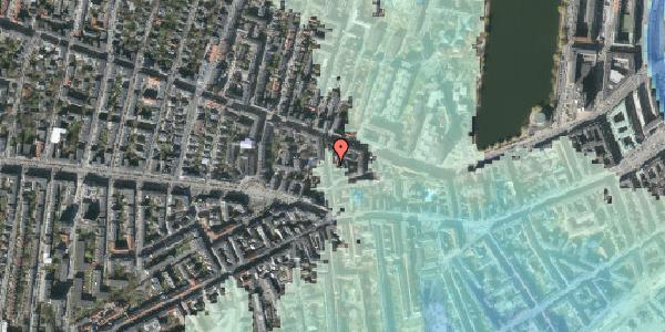 Stomflod og havvand på Værnedamsvej 12, 3. , 1619 København V