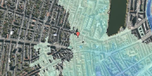 Stomflod og havvand på Værnedamsvej 14A, st. , 1619 København V