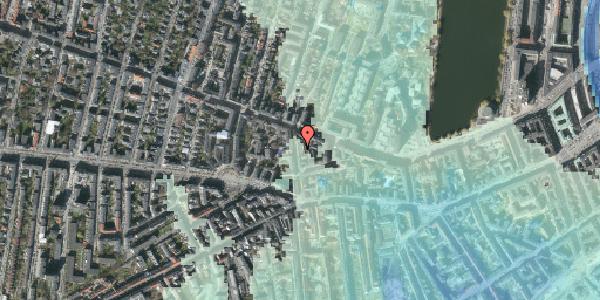 Stomflod og havvand på Værnedamsvej 14, 3. tv, 1619 København V