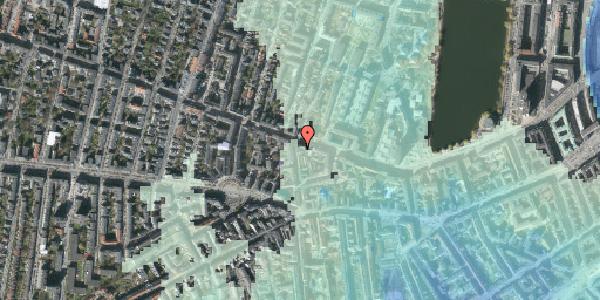 Stomflod og havvand på Værnedamsvej 18, 5. tv, 1619 København V