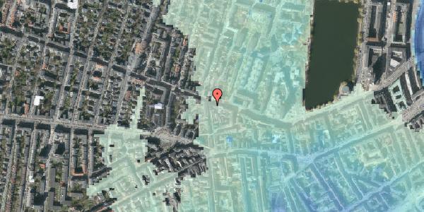 Stomflod og havvand på Værnedamsvej 20, 3. , 1619 København V