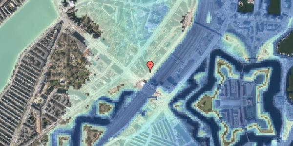 Stomflod og havvand på Østbanegade 3, 1. th, 2100 København Ø