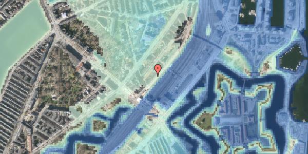 Stomflod og havvand på Østbanegade 7, 2. th, 2100 København Ø