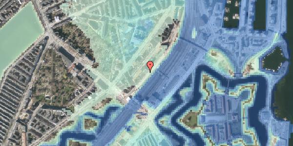 Stomflod og havvand på Østbanegade 9, 3. tv, 2100 København Ø