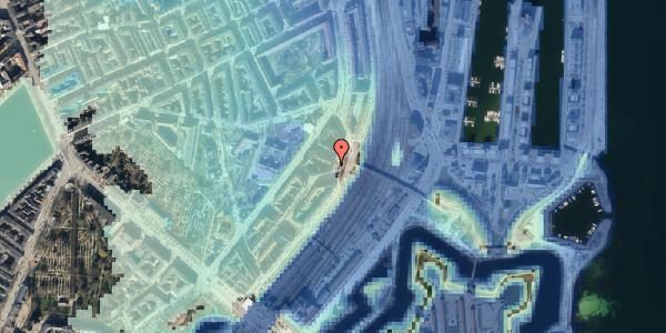 Stomflod og havvand på Østbanegade 19, st. th, 2100 København Ø