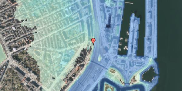 Stomflod og havvand på Østbanegade 29, 4. tv, 2100 København Ø