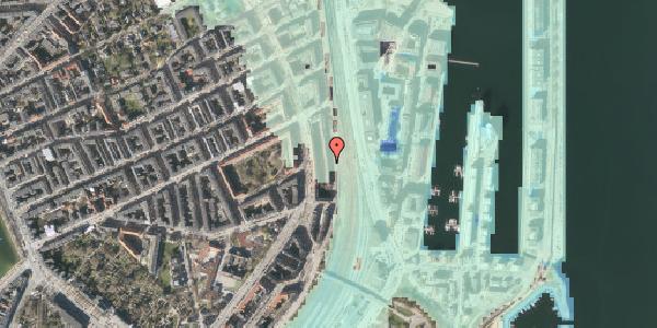 Stomflod og havvand på Østbanegade 37, 1. 2, 2100 København Ø