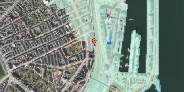 Stomflod og havvand på Østbanegade 39, st. 2, 2100 København Ø