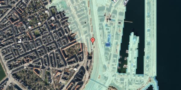 Stomflod og havvand på Østbanegade 41, st. 3, 2100 København Ø