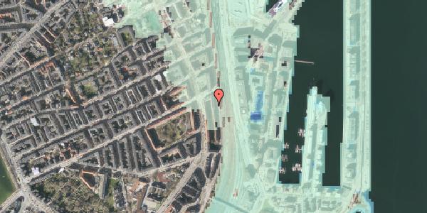 Stomflod og havvand på Østbanegade 45, 2. th, 2100 København Ø