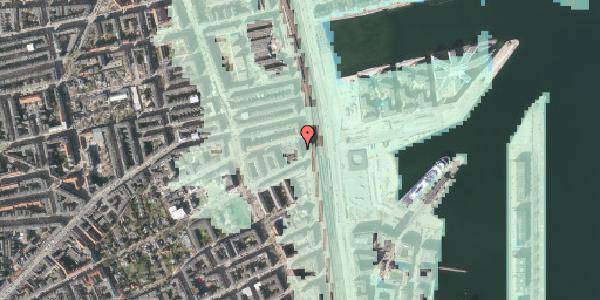 Stomflod og havvand på Østbanegade 103, 12. 123, 2100 København Ø