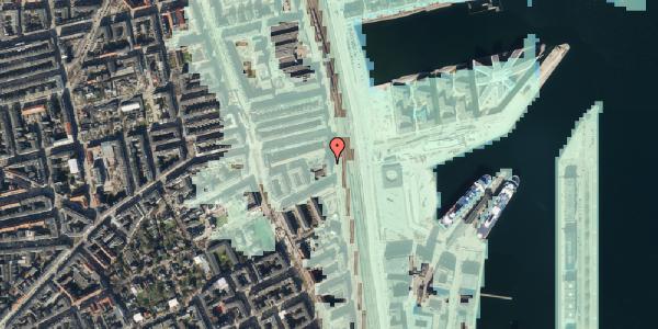 Stomflod og havvand på Østbanegade 103, 15. 154, 2100 København Ø