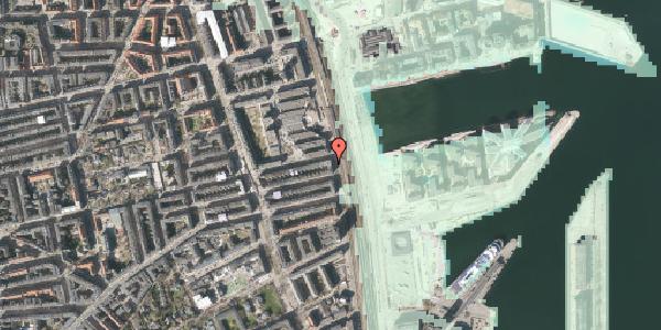 Stomflod og havvand på Østbanegade 115, 1. , 2100 København Ø