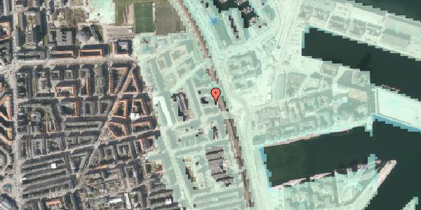 Stomflod og havvand på Østbanegade 145, 2. tv, 2100 København Ø