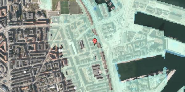 Stomflod og havvand på Østbanegade 147, 3. th, 2100 København Ø