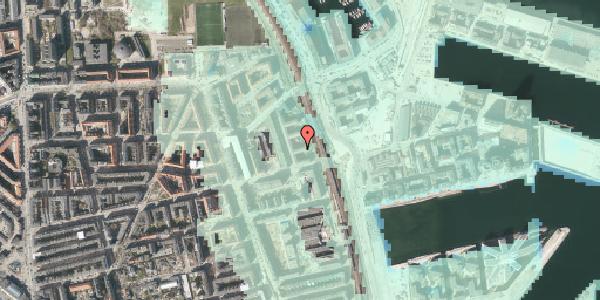 Stomflod og havvand på Østbanegade 147, 4. th, 2100 København Ø