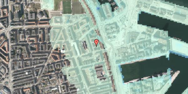 Stomflod og havvand på Østbanegade 149, 4. th, 2100 København Ø
