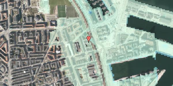 Stomflod og havvand på Østbanegade 153, 1. th, 2100 København Ø