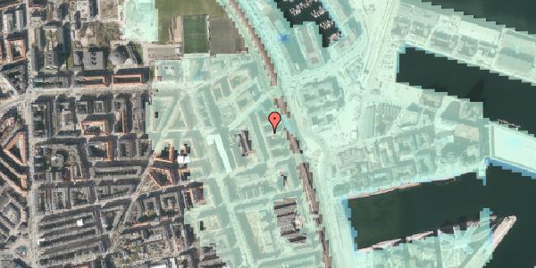 Stomflod og havvand på Østbanegade 155, 1. tv, 2100 København Ø