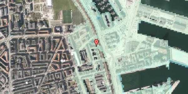 Stomflod og havvand på Østbanegade 157, 4. th, 2100 København Ø