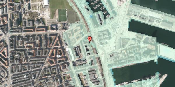 Stomflod og havvand på Østbanegade 157, 4. tv, 2100 København Ø
