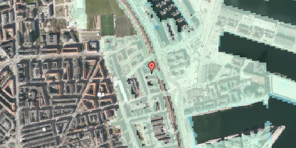 Stomflod og havvand på Østbanegade 159, 1. th, 2100 København Ø
