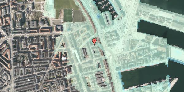 Stomflod og havvand på Østbanegade 161, 1. tv, 2100 København Ø