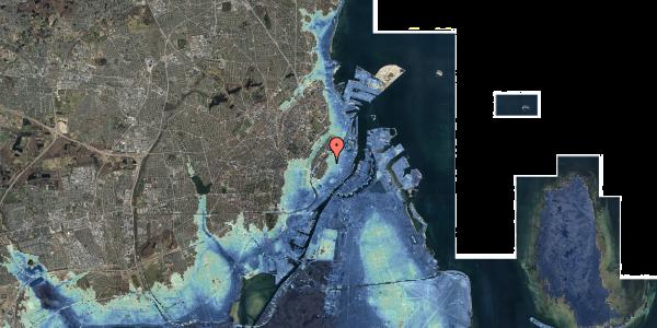Stomflod og havvand på Åbenrå 20, 5. 24, 1124 København K