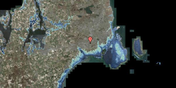 Stomflod og havvand på Anemonevej 4, 2600 Glostrup