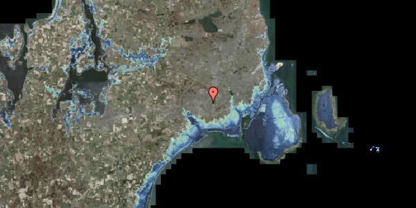 Stomflod og havvand på Anemonevej 13, 2600 Glostrup