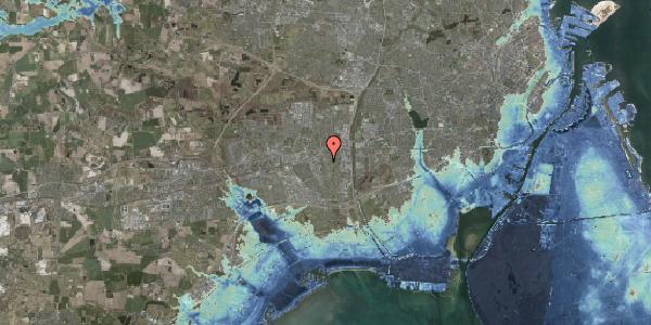 Stomflod og havvand på Anemonevej 18, 2600 Glostrup