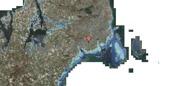 Stomflod og havvand på Asylvej 45, 1. , 2600 Glostrup