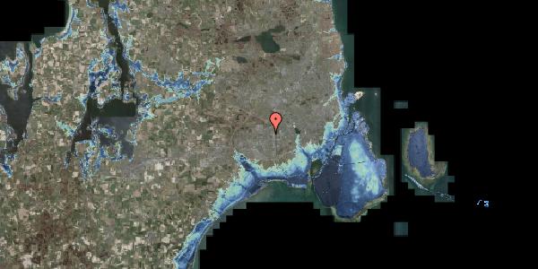 Stomflod og havvand på Byparkvej 87, st. 108, 2600 Glostrup