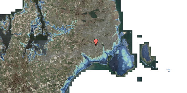Stomflod og havvand på Byparkvej 87, st. 3a, 2600 Glostrup