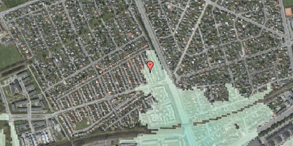 Stomflod og havvand på Agerbækvej 7, 2650 Hvidovre