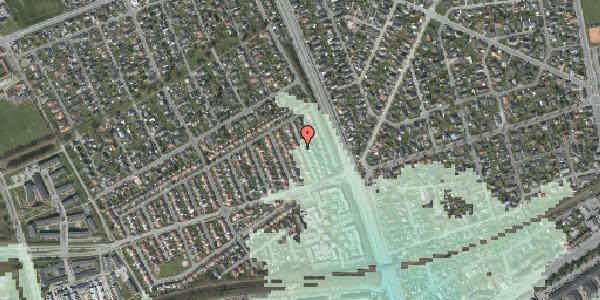 Stomflod og havvand på Agerbækvej 11, 2650 Hvidovre