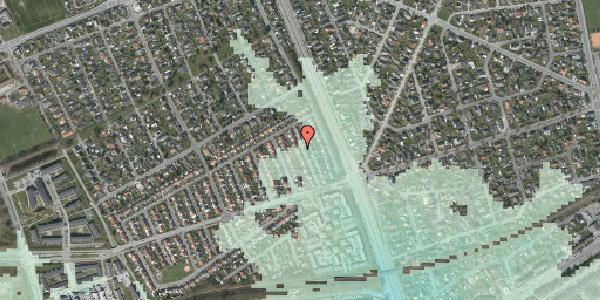 Stomflod og havvand på Agerbækvej 13, 2650 Hvidovre