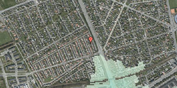 Stomflod og havvand på Agerbækvej 14, 2650 Hvidovre