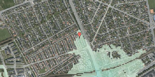 Stomflod og havvand på Agerbækvej 16, 2650 Hvidovre