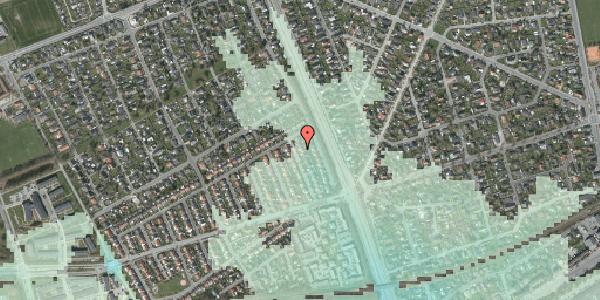 Stomflod og havvand på Agerbækvej 20, 2650 Hvidovre