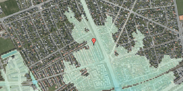 Stomflod og havvand på Agerbækvej 22, 2650 Hvidovre