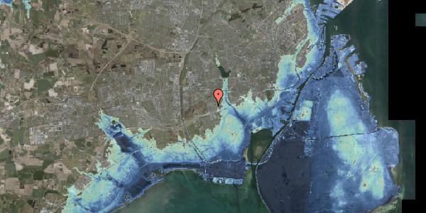 Stomflod og havvand på Agermosen 15, 2650 Hvidovre
