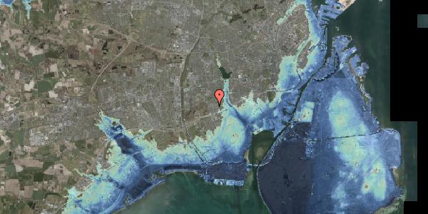 Stomflod og havvand på Agermosen 16, 2650 Hvidovre